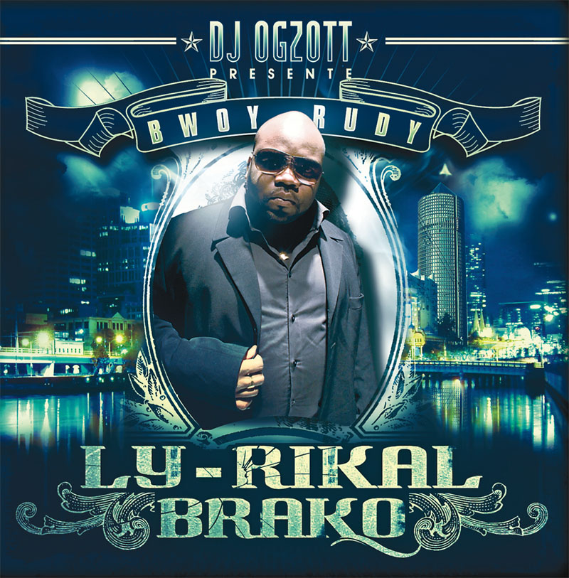 BWOY RUDY - Lyrical Brako