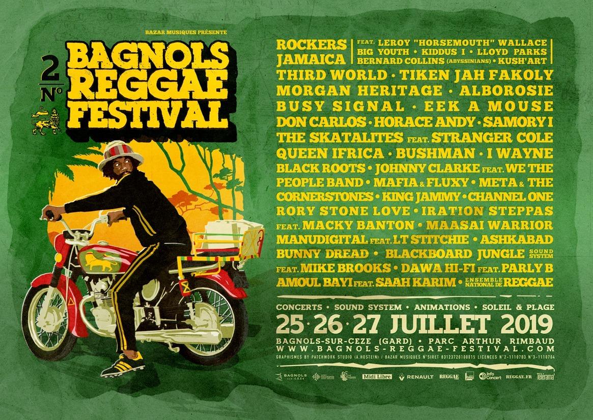 Bagnols-Reggae-Festival