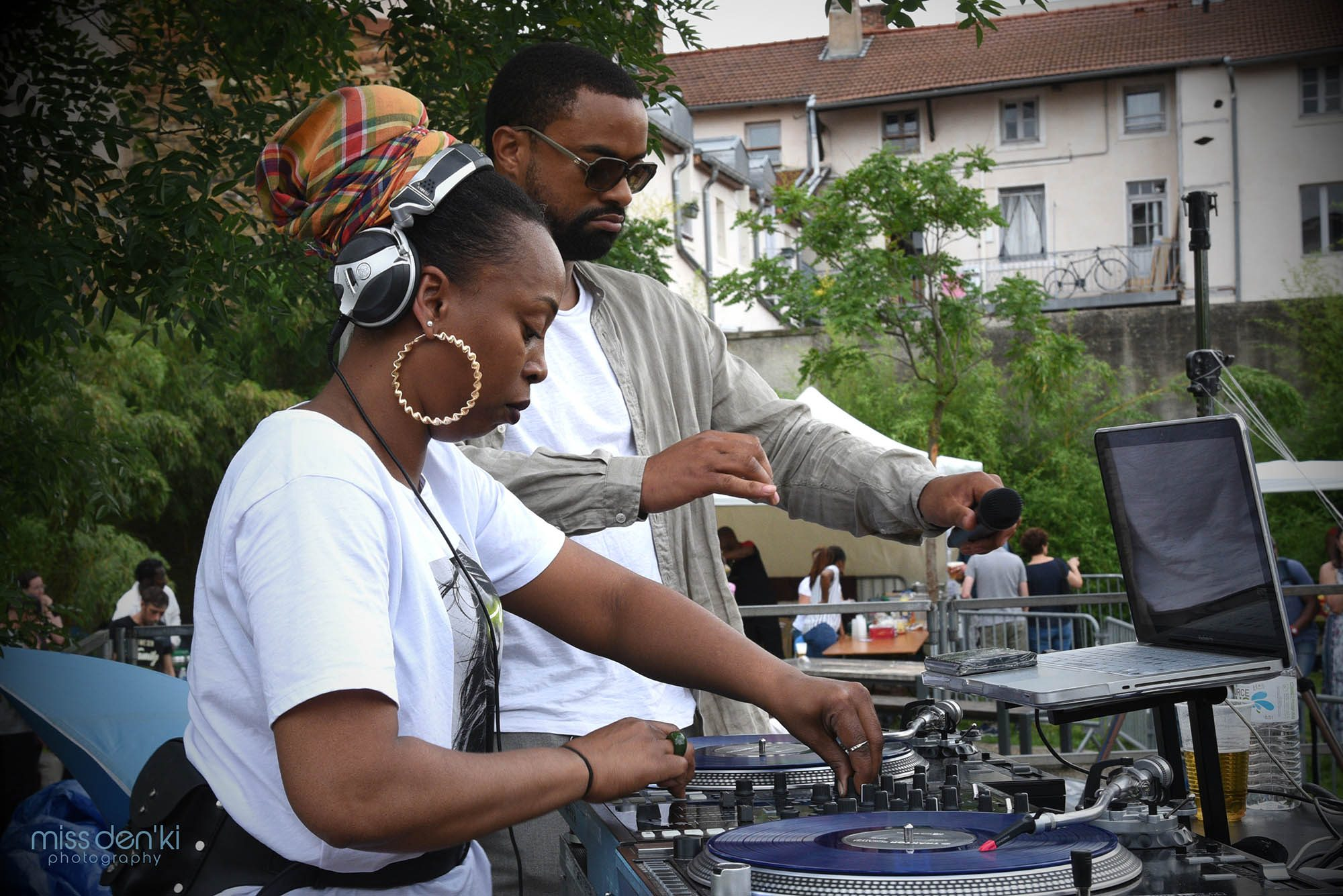 DJ KAYNIXE et HERMAN Fete-Musique-2019-Tropical-Urban